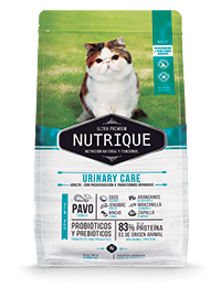 Nutrique urinary care cat